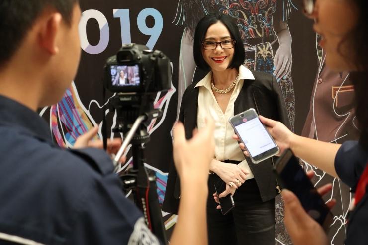 Poppy Dharsono, Presiden IFW 2019