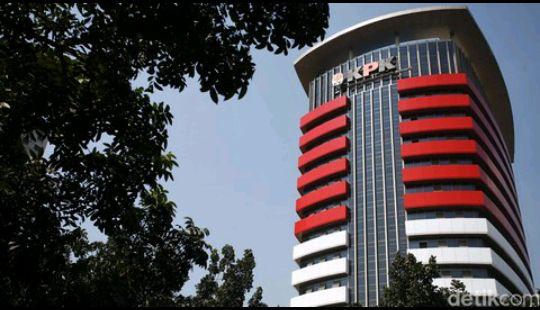 Gedung KPK.sumber: detik .com/Rahman Haryanto