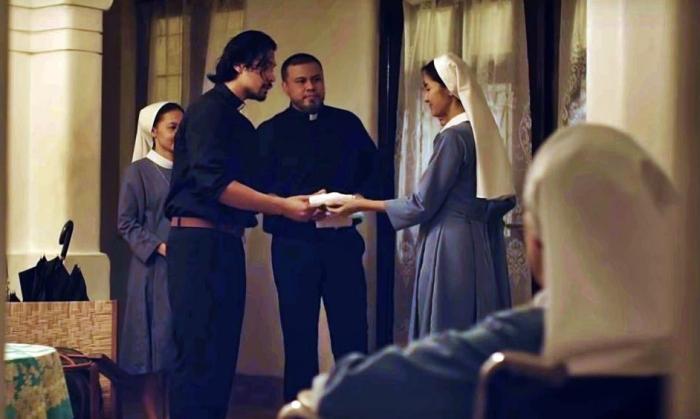 Maryam berkenalan dengan Yosef (Sumber: Akurat.co)