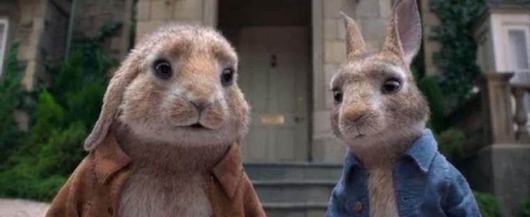 Resensi Film Peter Rabbit 2018 Kompasiana Com