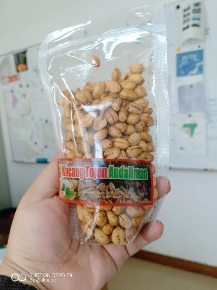 Kacang Tojin, Dokpri