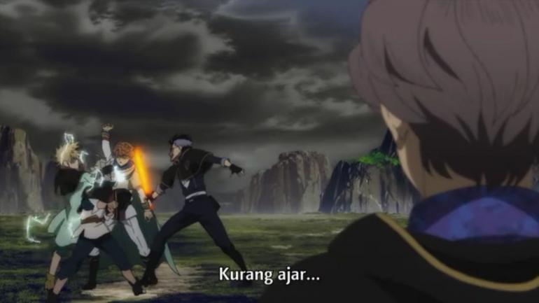 Review Episode Terbaru 80 Black Clover Halaman All Kompasiana Com