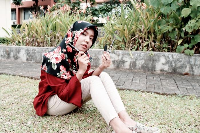 Ala-ala beauty blogger