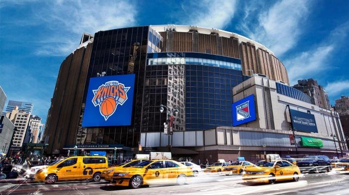 Madison Square Garden (MSG.com)