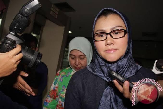 Anak Atut, Andiara Aprilia Hikmat (antaranews.com)