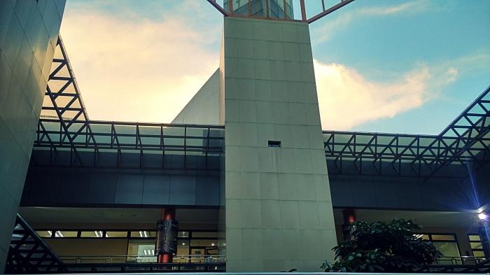 Perpustakaan Grahatama. - Dokpri
