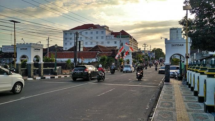 Jembatan Sayidan. - Dokpri