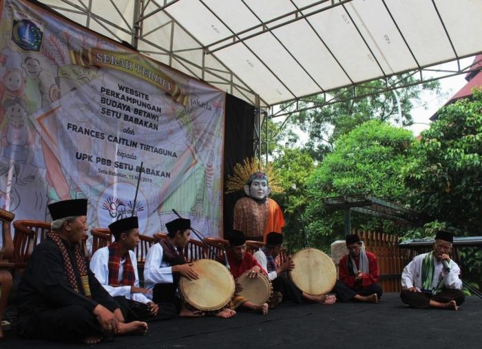 Menengok Lebih Dekat Perkampungan Budaya Betawi Yang Penuh Tradisi Halaman All Kompasiana Com