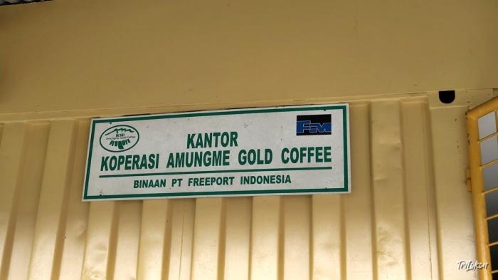 Kantor Koperasi Anungme Gold Coffee (Dokumentasi Pribadi)