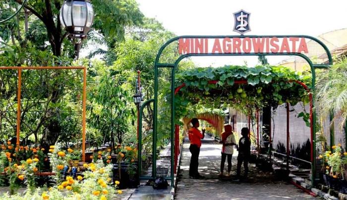 Agrowisata di Surabaya (dok.enciety.co)