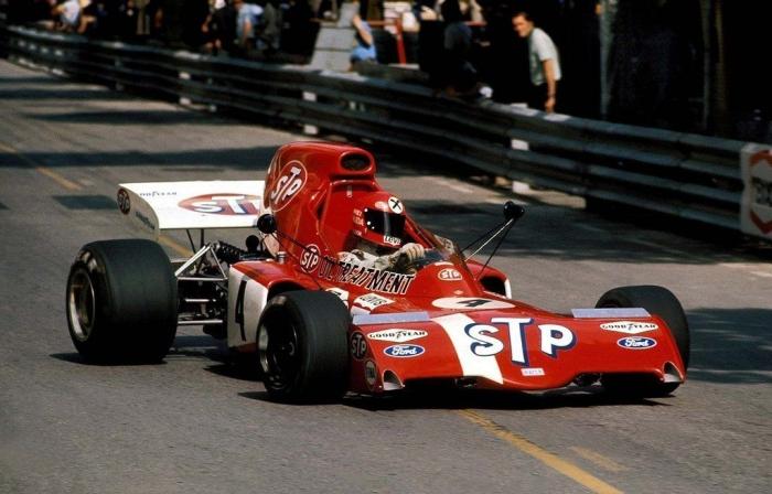 Niki Lauda di GP Monaco tahun 1972https://www.formula1.com