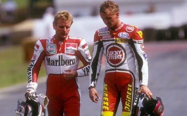 Rainey & Schwantz | Foto motorsport.id
