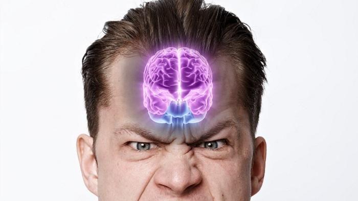 marah mempengaruhi otak dan tubuh (dok: tribunnews)