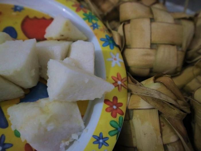 Ketupat. Foto Dok Pribadi J.Krisnomo