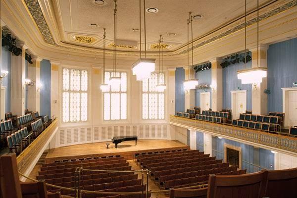 Mozart Saal yang akan jadi lokasi konser. Foto: Konzerthaus.at