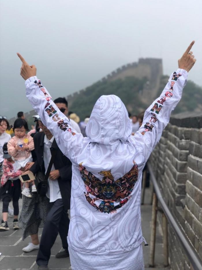 Garuda Goes To China   dokpri