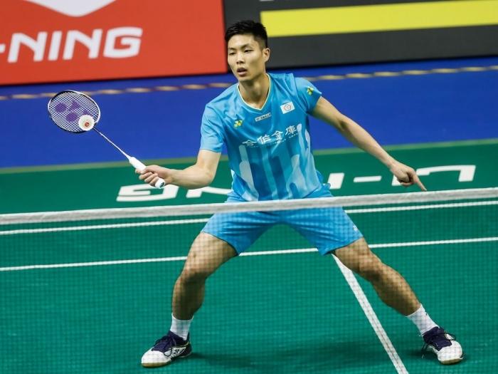 Chou Tien Chen (Foto BWFbadminton.com)