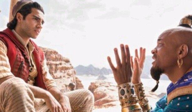 Penanyangan Aladdin di Indonesia pada pekan pertama menghasilkan US 4,9 juta atau Rp 70,4 miliar (Sumber: Disney)