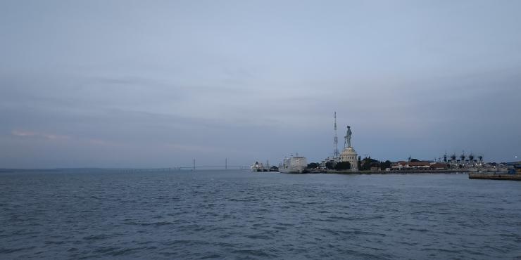 Pelabuhan Kamal, Surabaya / dok.pribadi