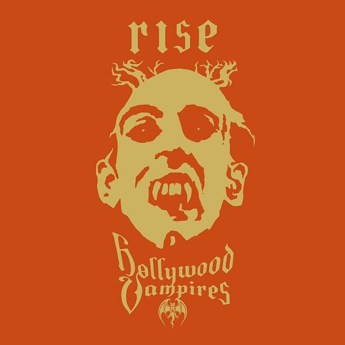 Cover album 'Rise'