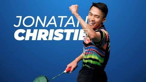 Jonatan Christie | indosport.com