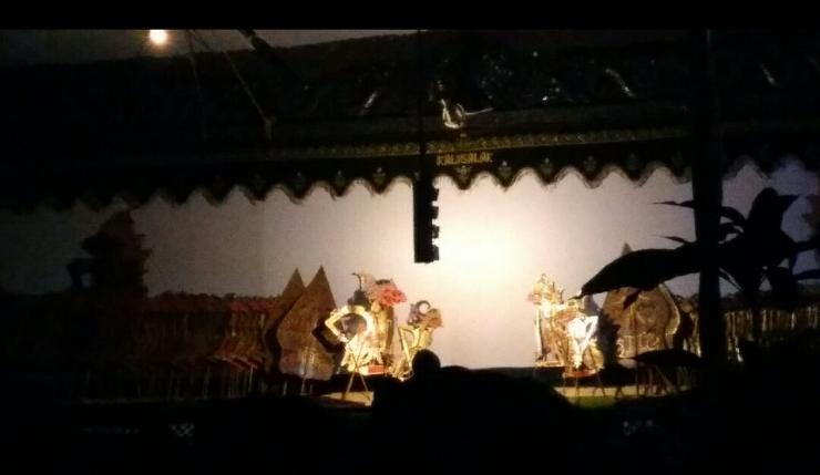 Sumber gambar Dokpri/ Pagelaran Wayang Kulit Ki Ulin Nuha
