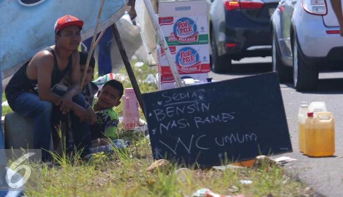 WC dadakan. Sumber: liputan6.com