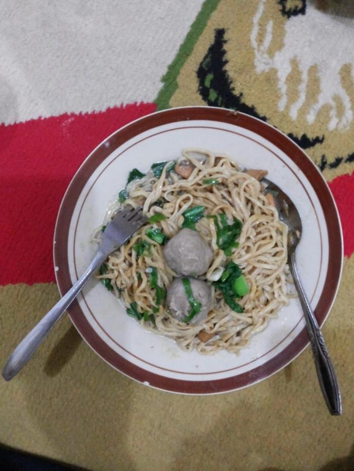 Mie Ayam Bakso (dok.windhu)