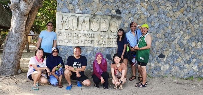 Menyelam dan Menikmati Alam Kepulauan Komodo   dokpri