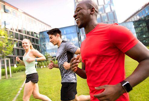 Olahraga, cara membentuk sebuah pemikiran positif (Sumber : webmd.com)