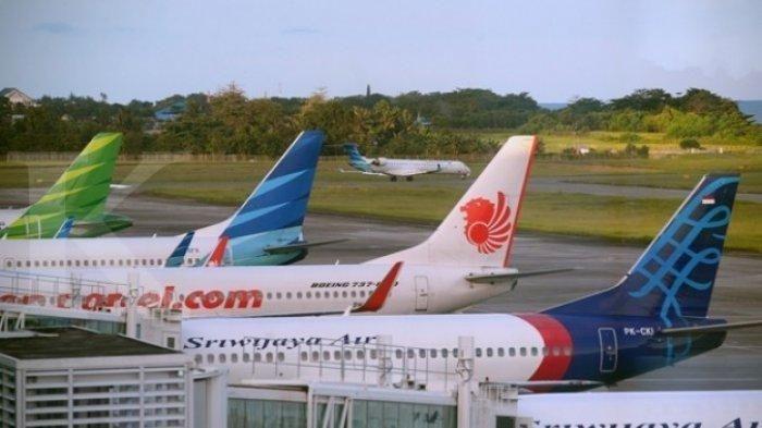 Maskapai Penerbangan Indonesia | tribunnews