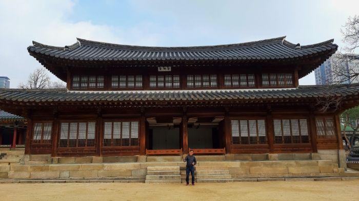 Bangunan Seogeodang di komplek istana Deoksugung (Dok. Pribadi).