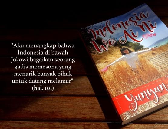 Kesan tentang Jokowi (dok. pri).