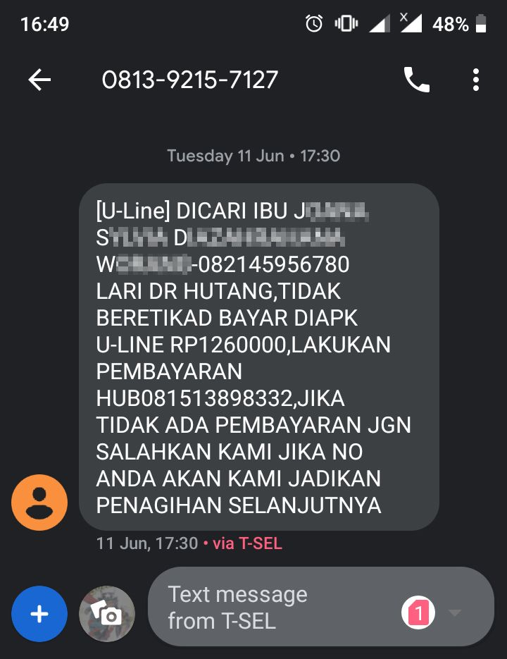 Jerat Pinjaman Online Halaman All Kompasiana Com