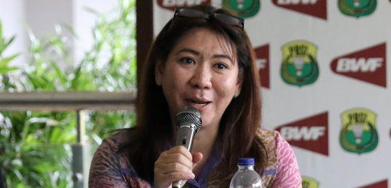 Susy Susanti (Foto Badmintonindonesia.org)