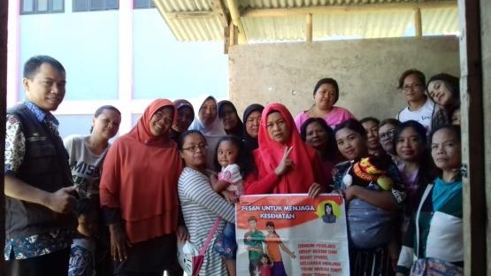 FDS PKH Kesehatan, Kebersihan Lingkungan dan Hepatitis A