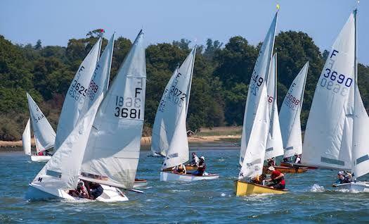 Regatta SVF Sailing Race, dok. SVF