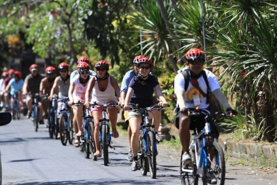 Jelajah Sanur dengan bersepeda, dok. SVF