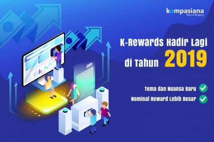 K-Rewards 2019 (sumber:kompasiana.com)