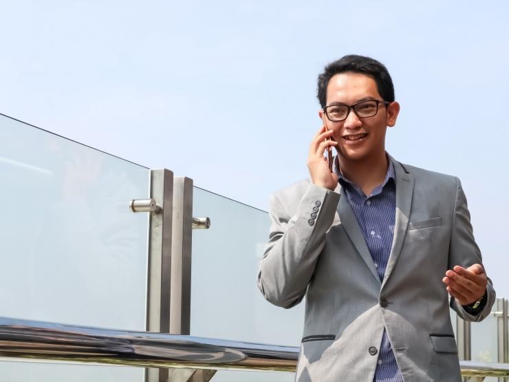 Urusan bisnis dan finansial jadi lebih mudah karena bertransaksi lewat Jaringan PRIMA. Foto: Dokumentasi Pribadi