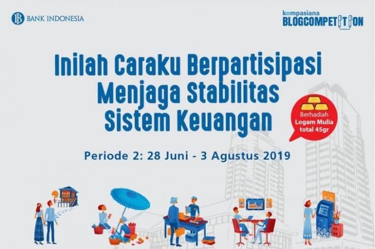Blogcomp Stabilitas Keuangan (Kompasiana)