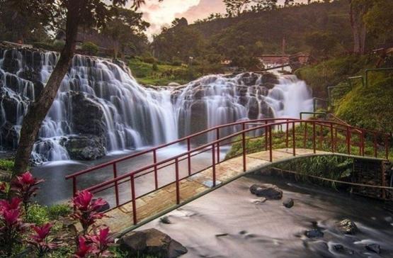 Niagara Mini di Kebun Blawan Bondowoso | travelingyuk.com