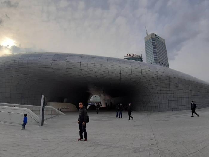 Dongdaemun Design Plaza (dokpri).