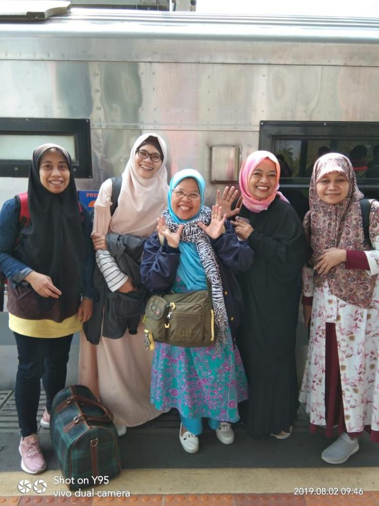 Kami dari Bandung (dokpri)