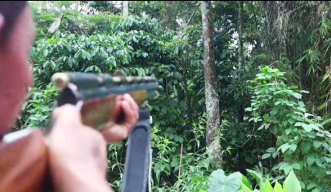 Berburu Musang (Tangkap Layar YouTube/Jeff Rekando)