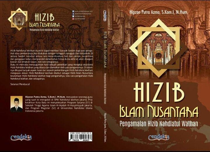 Cover buku Hizib Islam Nusantara: Hipzon Putra Azma