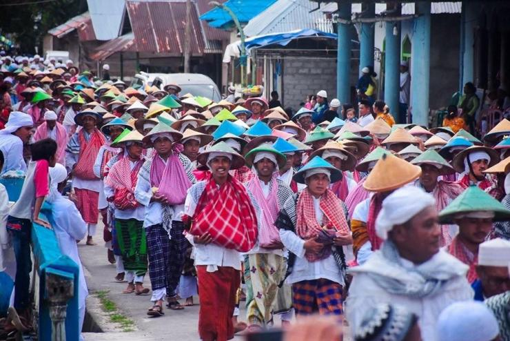 Foto by Andi Tuasikal   Tradisi Idul Qurban di Negeri Matasiri - Pelauw Kab. Maluku Tengah 2019