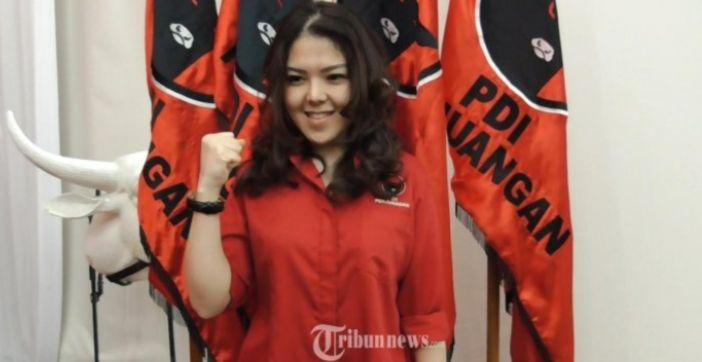 Tina Toon (Tribunnews)