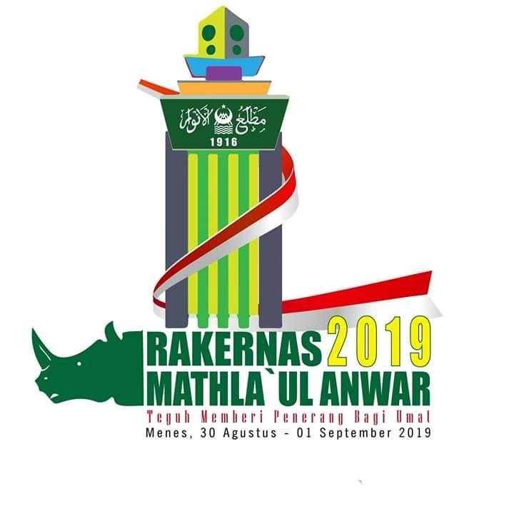 Logo Rakernas MA 2019
