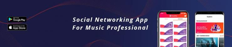 Soundfren; Social Networking App For Music Professional